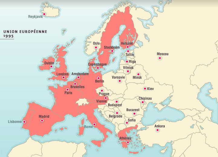 Carte Europe Vienne.L Europe Et Les Nations Depuis 1815