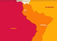 L'annexion de l'Alsace et de la Lorraine