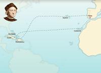 Le premier voyage de Christophe Colomb 1492-1493