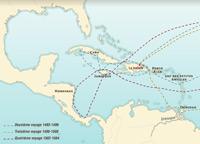 Les trois autres voyages de Christophe Colomb
