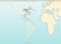 Les premières explorations des côtes du «Nouveau Monde»