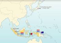 Les indépendances dans l'archipel indonésien