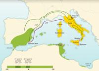 Carthage et les Guerres puniques
