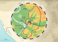 La ville de Rome aux premiers siècles