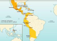 L'organisation de l'empire espagnol au XVIe siècle