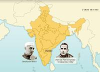 Les Etats de l'Inde 1947-2014