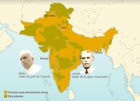 L'indépendance de l'Inde et du Pakistan