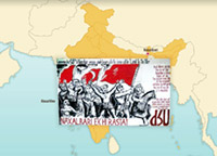 La menace maoïste