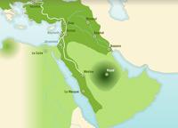 Le Proche-Orient au début du XXème siècle