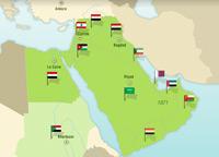Le Proche-Orient depuis 1945
