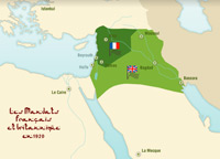Les accords Sykes-Picot