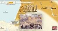 La disparition du royaume de Juda et l'Exil à Babylone