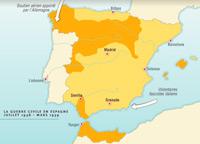 L'Espagne de la République à la guerre civile