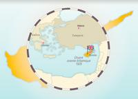 Chypre et la partition de l'île en 1974