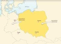 La Pologne : de nouvelles frontières 1945-1947