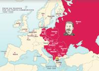 L'Europe, enjeu de la guerre froide 1947-1991