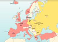 Les alliances militaires en Europe