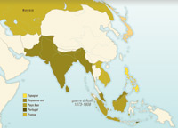 L'expansion européenne en Extrême-Orient 1860-1939
