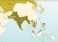 Les compétitions impérialistes en Asie centrale et orientale