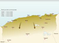 Colonisation et peuplement de l'Algérie