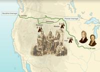 L'expédition de Lewis et Clark (1804-1806)