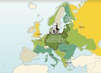 L'Europe allemande en 1942