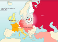 L'Europe et les Nations entre les deux Guerres